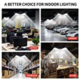 60w Led Garage Lights,6000LM 5000k for Garage