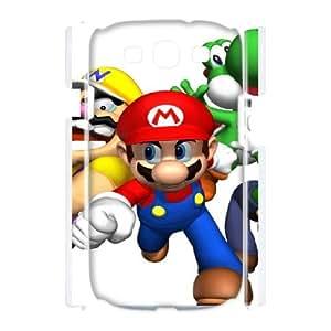 Generic Case Super Mario Bros For Samsung Galaxy S3 I9300 Q2A2227734