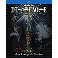 Death Note Complete Series Original on Blu-ray