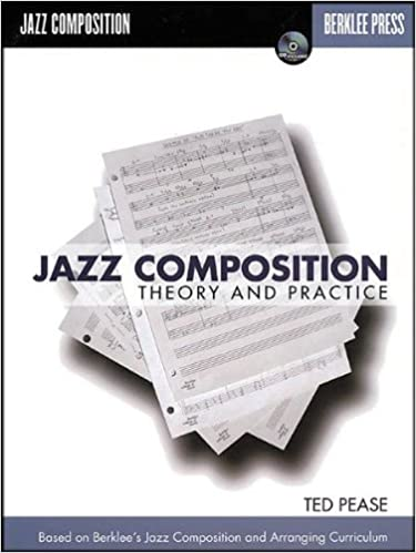 Berklee Press Jazz Composition Bookcd New Jersey Sales