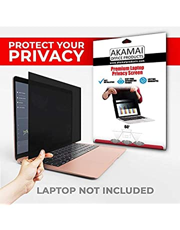 Akamai Office Products Filtro de privacidad para pantalla de portátil panorámica - 14,0 pulgadas