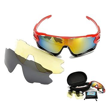 Gafas de sol de ciclismo Bicicleta al aire libre Gafas de ...
