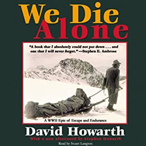 We Die Alone Audiobook