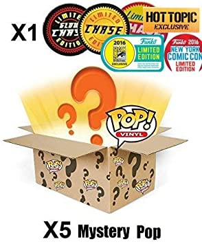 Funko POP Vinyl Figuren MysteryBox 6x Funko
