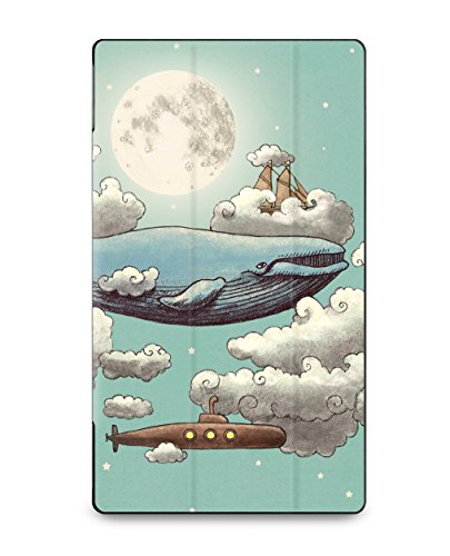 caseable Fire HD 10 Cover (10″ Tablet, 5th Generation – 2015 Release), Ocean Meets Sky