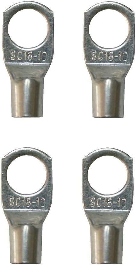 0052 Ringkabelschuhe Kabelschuhe SC16-8 M8 16mm2 4 Stück
