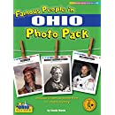 Gallopade Publishing Group Famous People from Ohio Photo Pack (9780635122599)