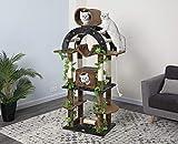 "Go Pet Club F2096 Luxury Climber Cat Tree, 71"""