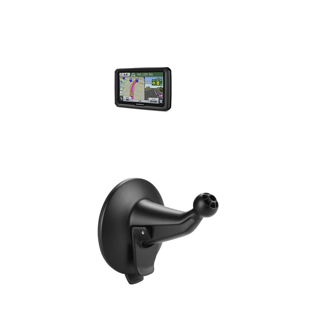 Garmin dezl 570LMT 5-Inch GPS Navigator and 7-Inch Suction Cup with Mount and Video Camera Input for Dezl and Nuvi Models