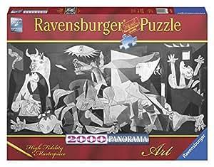 Ravensburger - Guernica panorama, puzzle de 2000 piezas (16690 9)