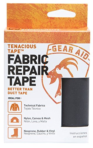 Gear Aid Tenacious Tape for Fabric - Best For Swimming Wetsuits