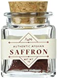 Kyпить Rumi Spice Saffron, Square Glass Jar, 1 g на Amazon.com