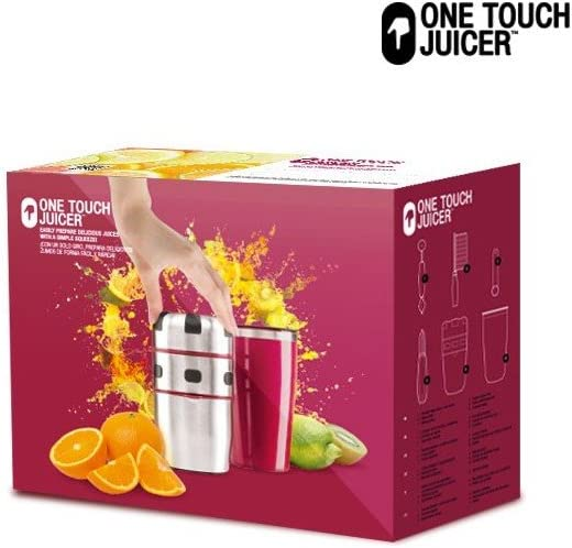 Appetitissime One Touch Juicer Exprimidor manual profesional ...