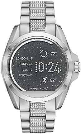 Michael Kors Access, Women's Smartwatch, Bradshaw Stainless Steel, MKT5000