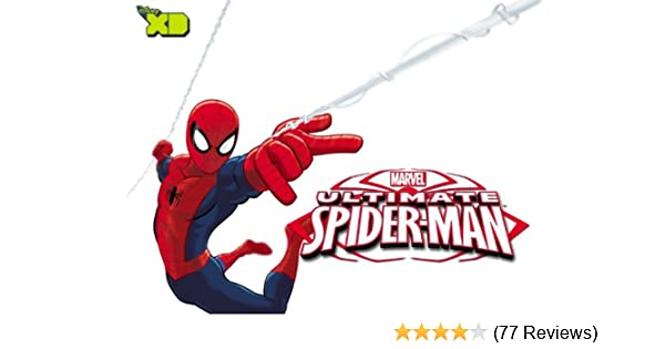 Amazon.com: Ultimate Spider-Man Season 1: Amazon Digital ...