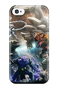 Dota Case Compatible With Iphone 4/4s/ Hot Protection Case