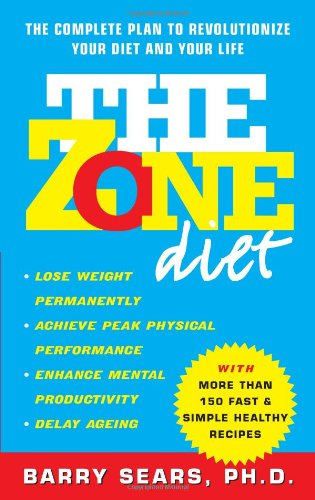 Zone Diet Barry Sears