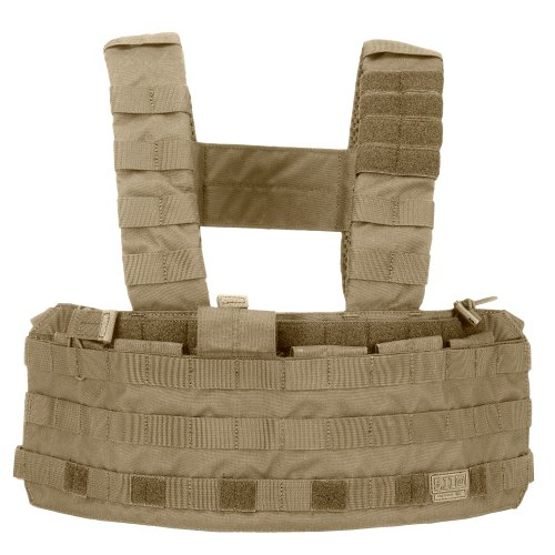 5.11 Tactec Chest Rig, Sandstone (56061-328)