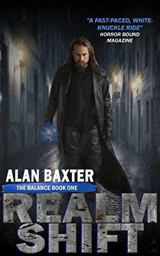 RealmShift (The Balance Book 1) (English Edition)