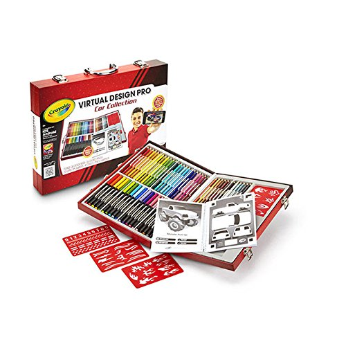 Crayola Virtual Design Pro-Cars Set Only $12.87 (Was $29.99)