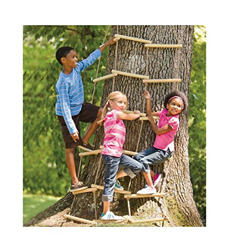 Triple-Wide Ladder by Magic Cabin