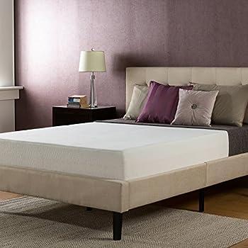 zinus sleep master ultima comfort memory foam 10 inch mattress queen