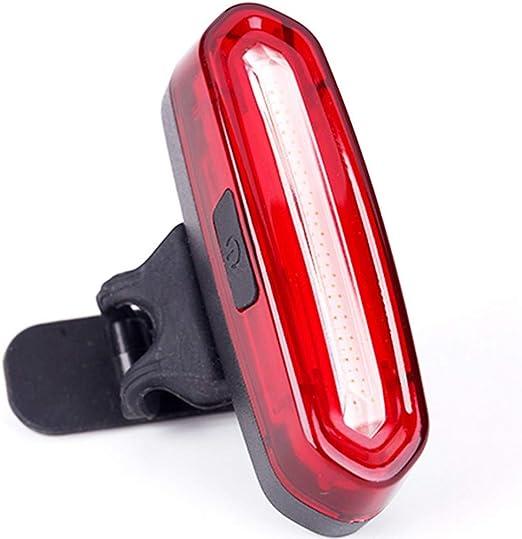 Hengyuanyi - Juego de luces traseras para bicicleta con luz LED ...