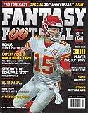 Pro Forecast Fantasy Football Issue 04
