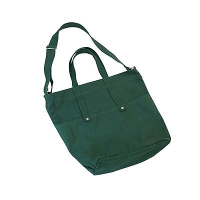 GREEN origine unique épaule sac fourre-tout Sac Vintage