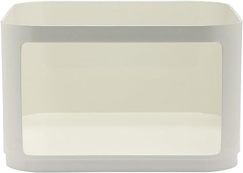 Kartell Componibile Elementos Componibles, Blanco, 38x23x24 cm: Amazon.es: Hogar