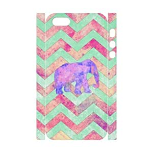 Aztec Elephant 3D-Printed ZLB533192 Custom 3D Cover Case for Iphone 5,5S