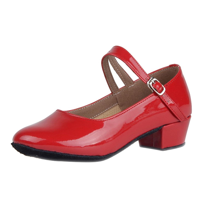 XFentech Chaussures Formelles de Danse Élégante Chaussures de Danse Latine Pour les Filles/Femmes