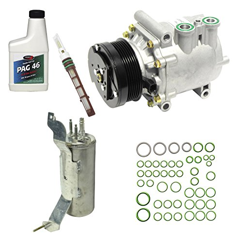 (Universal Air Conditioner KT 1693 A/C Compressor and Component Kit)