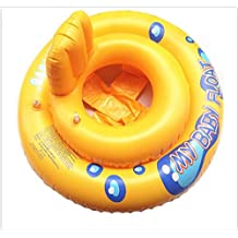 Be Oneself Baby Infant Toddler Float Ring Swimming Ring Baby Seat Bath Straps Floater Pool Enjoyable Aquatic Inflatable Tube