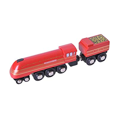Bigjigs Rail BJT441 Heritage Collection Duchess of Hamilton: Toys & Games