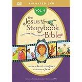 Jesus Storybook Bible Animated Dvd Vol 4
