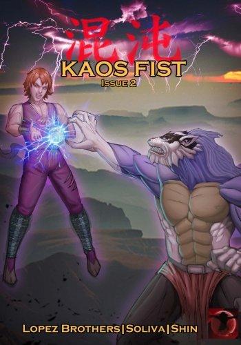 Kaos Fist Issue 2 (Volume 1) pdf