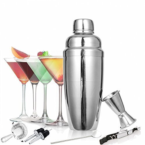 toogou-8-piece-cocktail-shaker-set-bartender-kit-stainless-steel-martini-shaker-and-strainer-jigger-