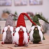 Weixinbuy Swedish Christmas Santa Gnome Tomte Plush