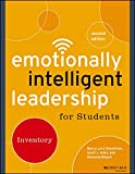 Emotionally Intelligent Leadership for Students : Inventory, Levy Shankman, Marcy and Allen, Scott J., 1118821661