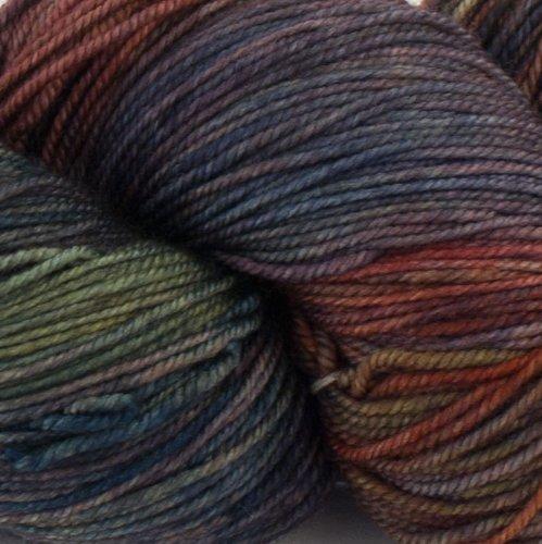 (Malabrigo Sock yarn (139 - Pocion))