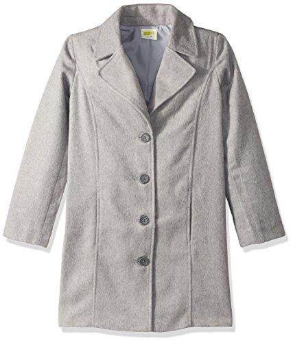 Crazy 8 Girls Little Grey Wool Coat