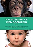 img - for Foundations of Metacognition book / textbook / text book