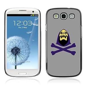 Designer Depo Hard Protection Case for Samsung Galaxy S3 / Cool Skeletor wangjiang maoyi