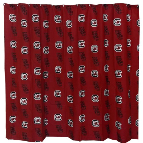 - College Covers Shower Curtain Cover, 70