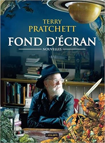 Fond d'écran - Pratchett Terry