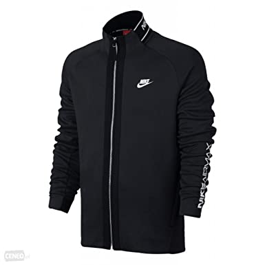 49f7268ea7df Nike Air Max Sportswear Mens Track Jacket at Amazon Men s Clothing ...