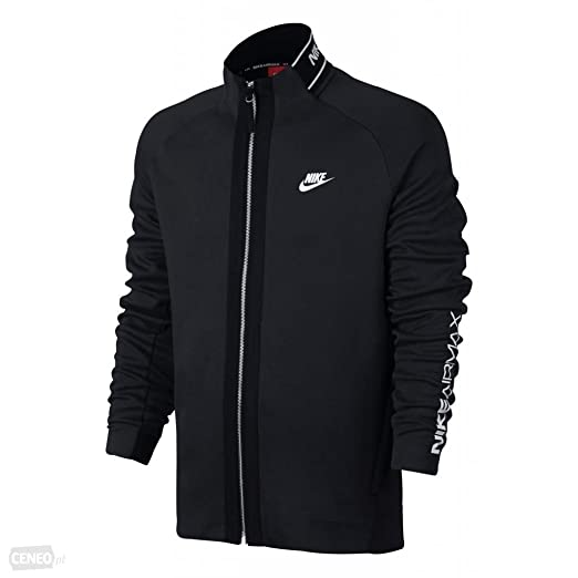 Nike Air Max Sportswear Mens Track Jacket at Amazon Men s Clothing store  bed82e315