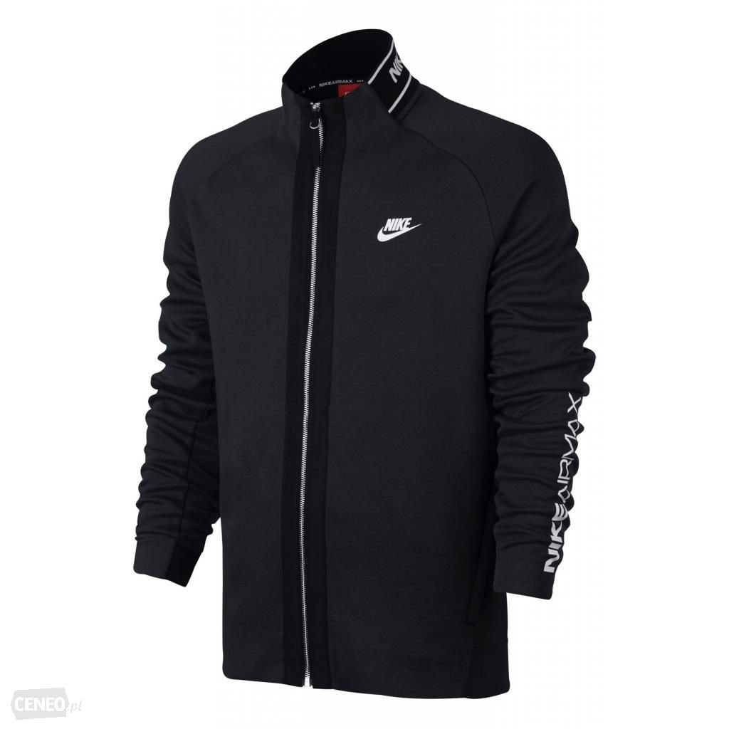 NIKE Air Max Sportswear Mens Track Jacket