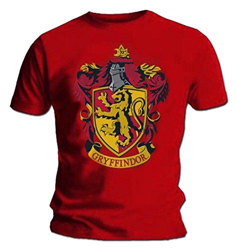 Ripleys Clothing Herren T-Shirt Rot Rot
